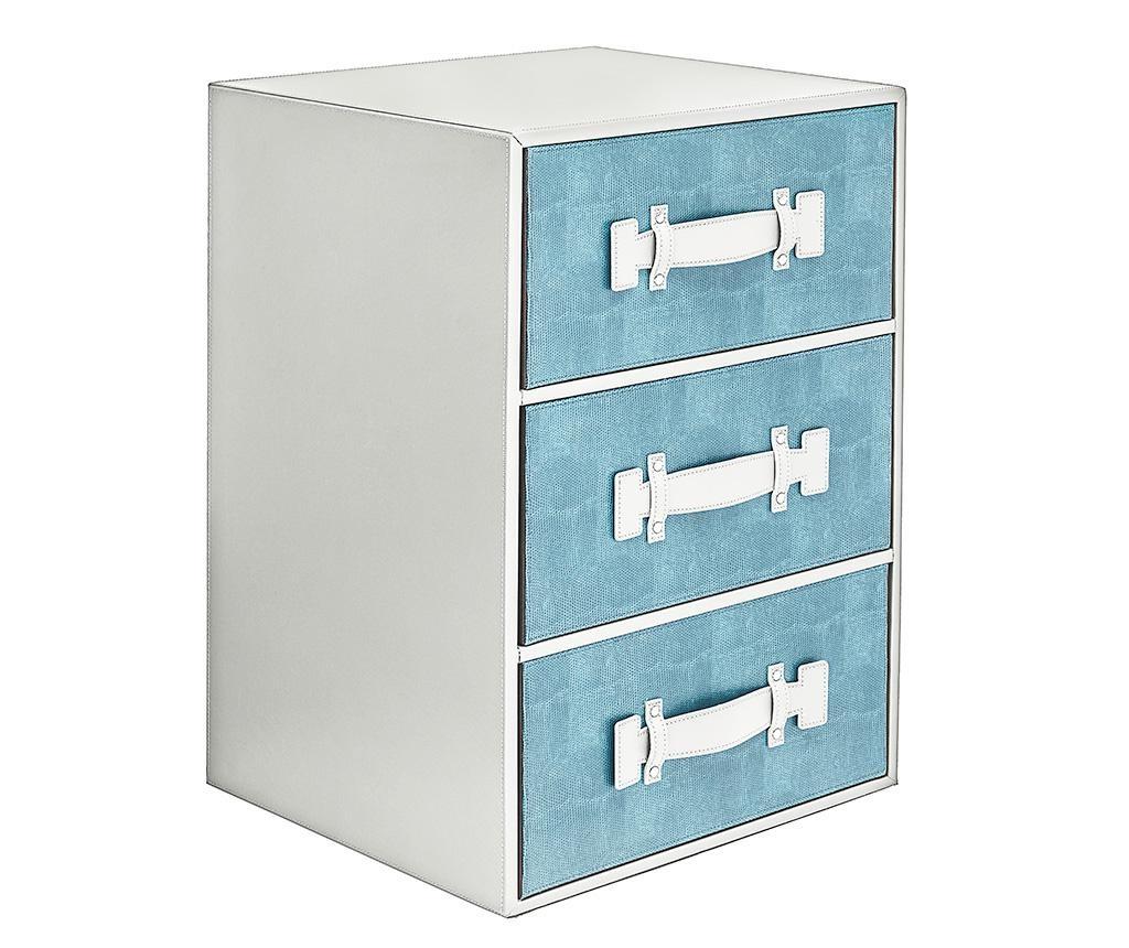 Vanil Light Blue Szekrényke
