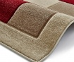 Covor Matrix Beige Red 60x120 cm