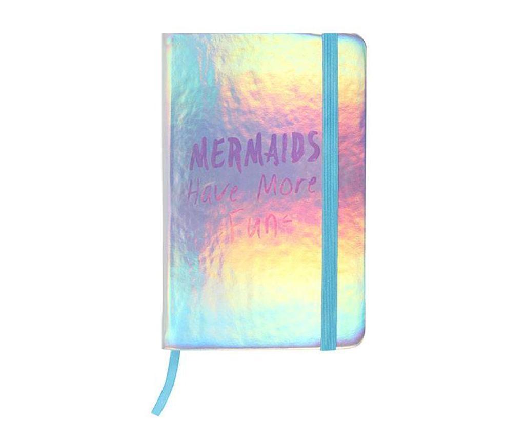 Mermaid Jegyzetfüzet