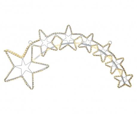 Светеща декорация за екстериор Tapesil Stars