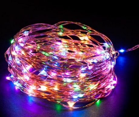 Girlanda świetlna Microlight Multicolor