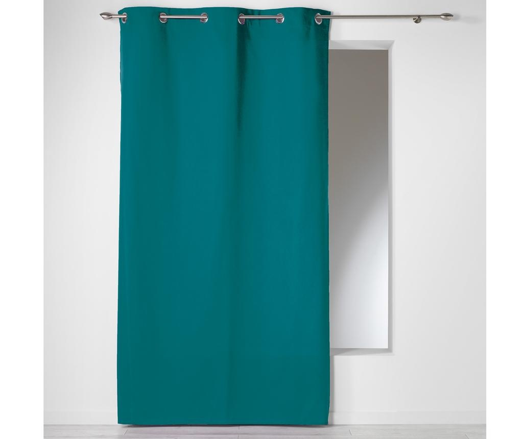 Draperie Panama Teal 140x240 cm