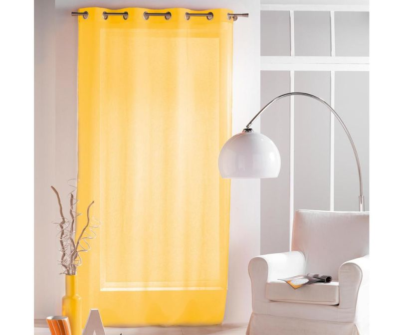 Zavjesa Paloma Yellow 140x240 cm