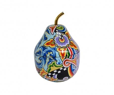 Декоративна кутия с капак Pear