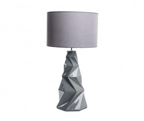 Lampa Crumble Tall Grey