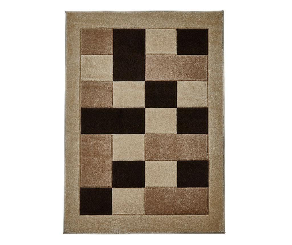 Tepih Matrix Beige 80x150 cm