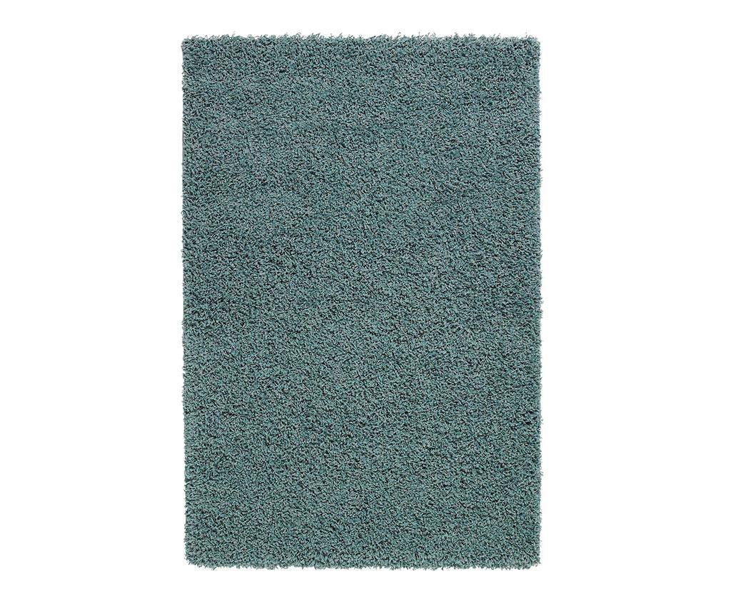 Tepih Vista Teal Blue 80x150 cm
