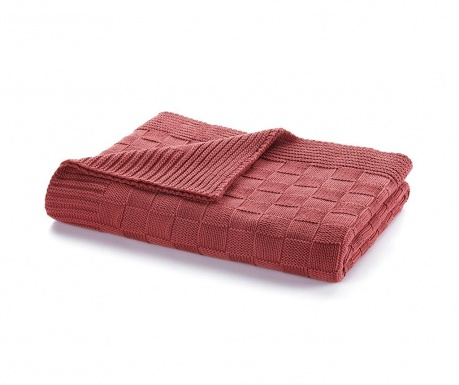 Одеяло Allan Marsala 130x170 см