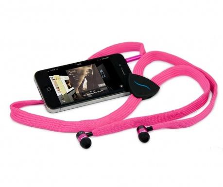 Casti hi-String Pink
