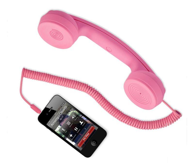 Telefonska slušalica hi-Ring Pink