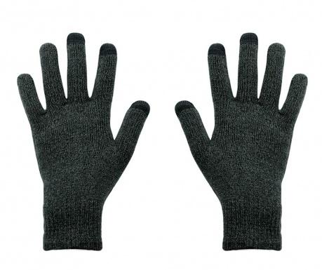 hi-Glove Classic Gradient Dark Grey Érintőképernyős Férfi kesztyű