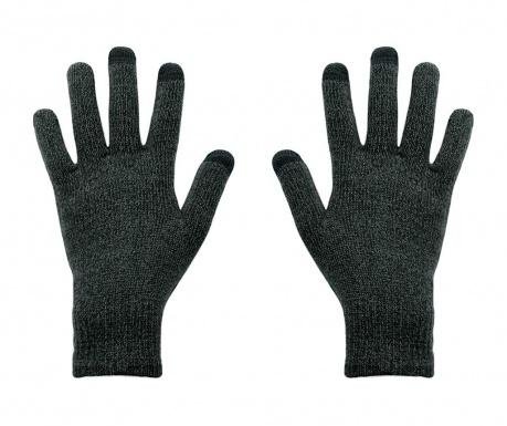 hi-Glove Classic Gradient Dark Grey Érintőképernyős női kesztyű