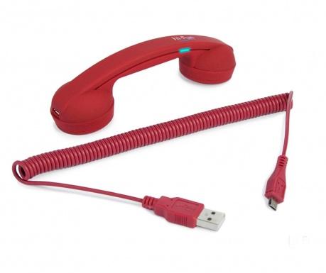 Receptor hi-Ring Bluetooth Mini Red