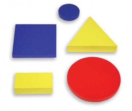 Zestaw edukacyjny 48 elementów Geometry