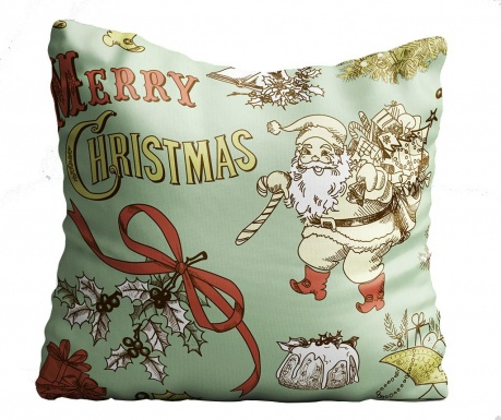 Perna decorativa Christmas Joy 43x43 cm