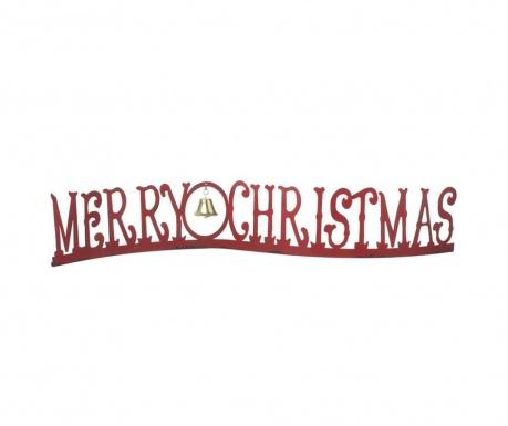 Decoratiune Metal Christmas Sign