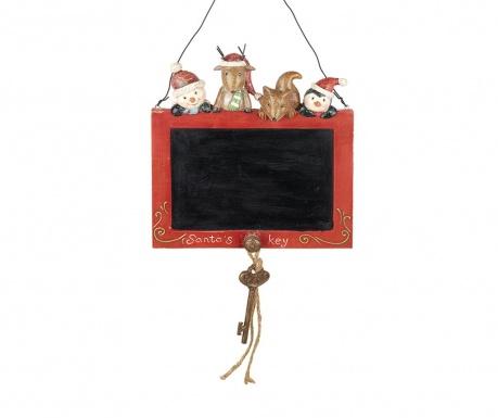 Tabla de scris Santa And Friends