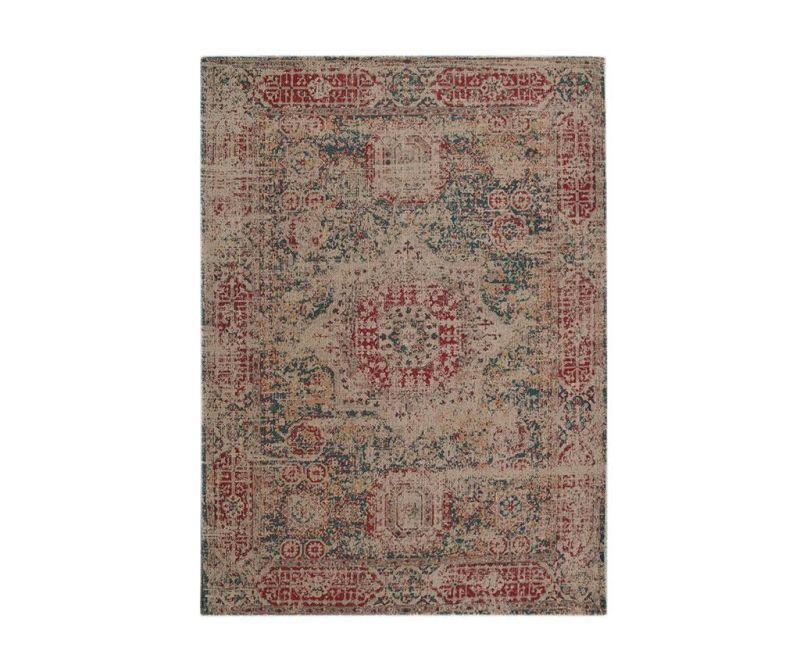 Preproga Camlin Red and Beige 120x170 cm