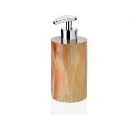 Dispenser sapun lichid Marble Swirl Orange