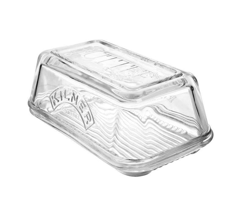 Posoda za maslo s pokrovom Clear