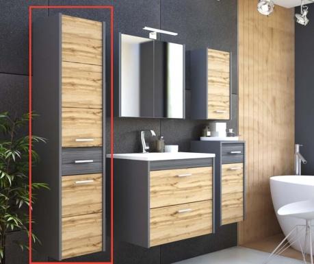 Corp suspendabil Ibiza Anthracite and Wood