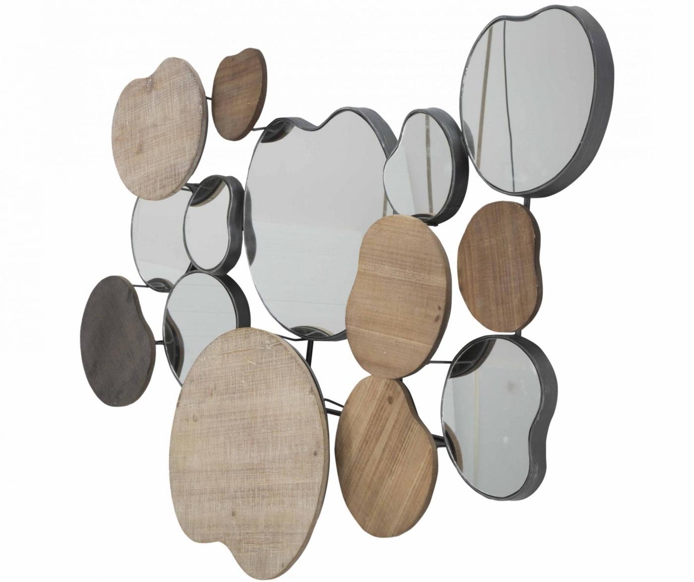 Dekorácia so zrkadlom Quoxy