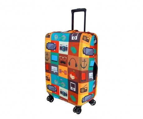 Navlaka za putnu torbu s kotačićima Love Life