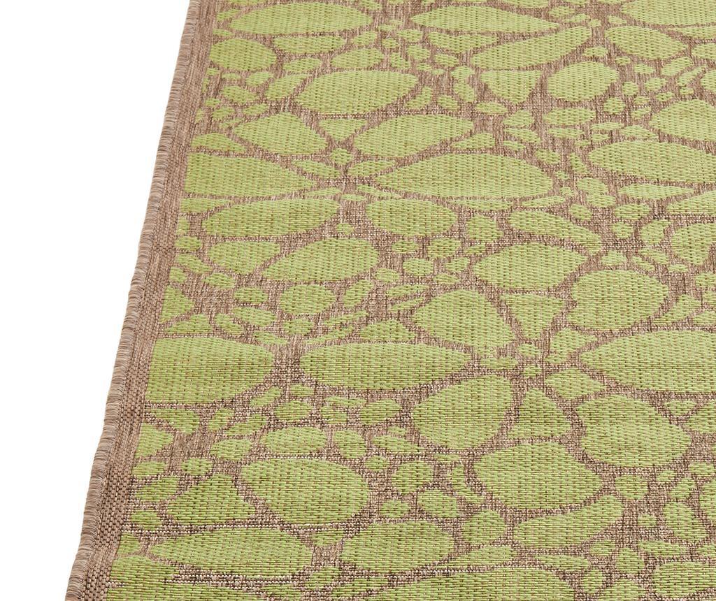 Preproga Fiore Green 135x190 cm