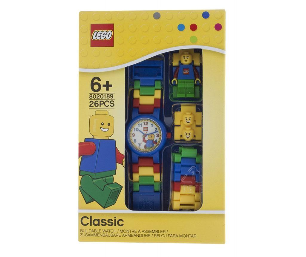 Детски ръчен часовник Lego Classic Minifigure