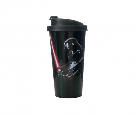 Cana termoizolanta de calatorie Star Wars Darth Vader 500 ml