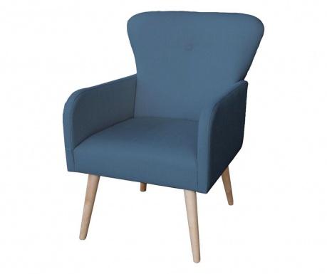 Fotel Lola Azul