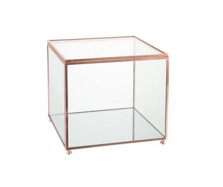 Kutija za nakit s  poklopcem Rose