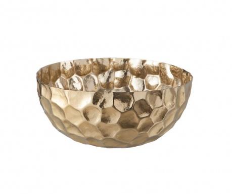 Декоративна купа Dimples Gold