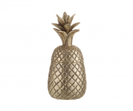 Nádoba s víkem Golden Pineapple