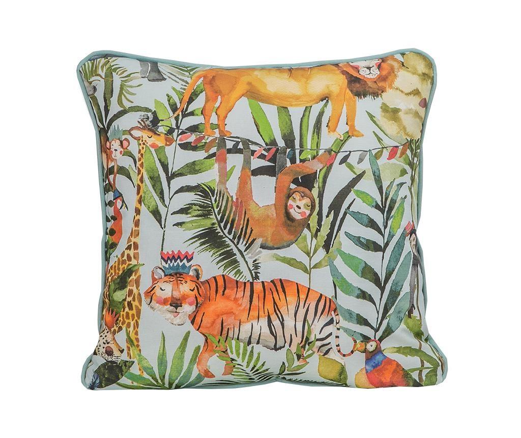 Perna decorativa Jungle Fever 45x45 cm