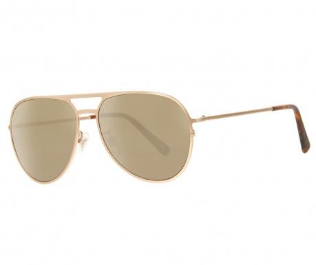 Montblanc Polarized Gold Green Férfi napszemüveg