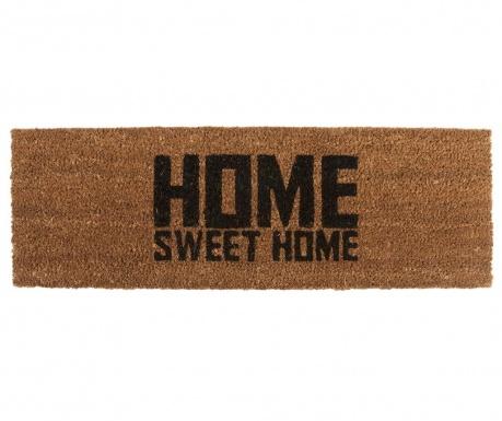 Otirač Sweet Home Black 26x75 cm