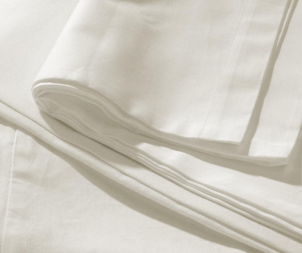 Donja plahta Percale Persey Off White 260x260 cm