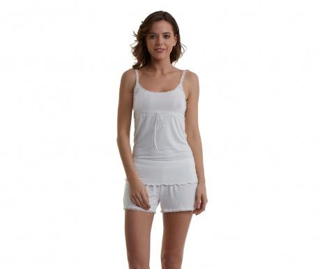 Piżama damska Vidya Cream