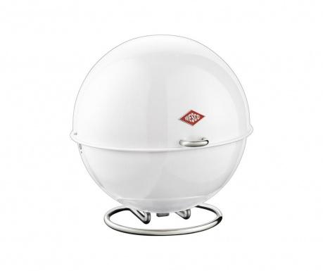 Pojemnik z pokrywką Superball White