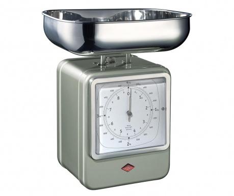Waga kuchenna z zegarem Zadie Silver