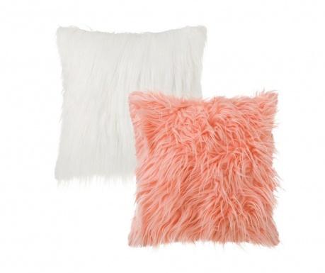 Set 2 ukrasna jastuka Nordico Candy 45x45 cm