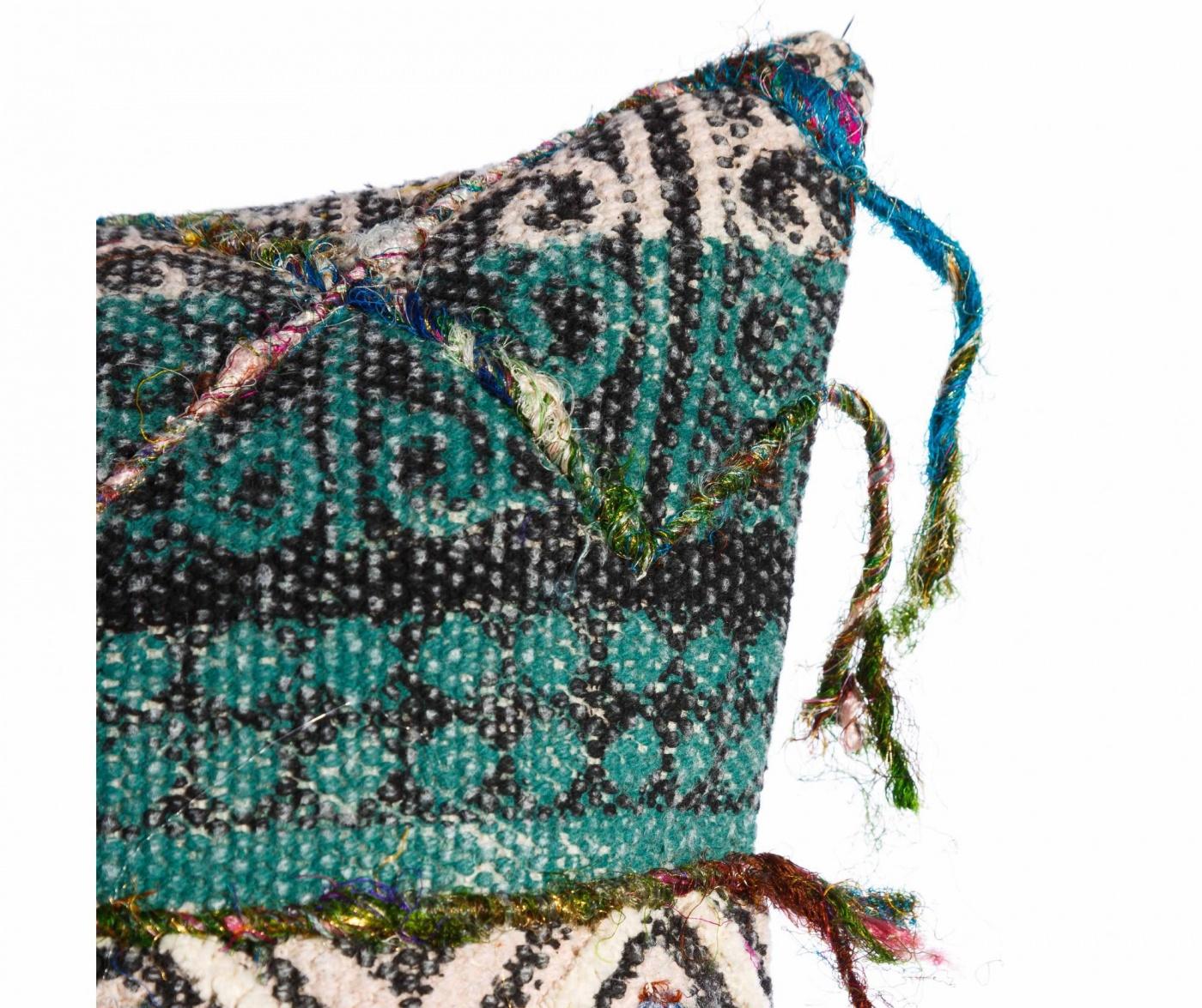 Ukrasni jastuk Composed Diamonds Embroidery 45x45 cm