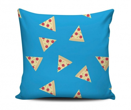Jastučnica Pizza For Breakfast 43x43 cm
