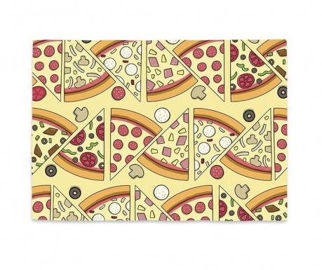 Podmetač Tasty Pizza 35x50 cm