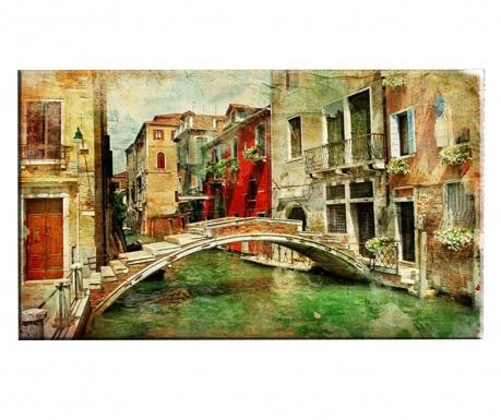 Картина Venice 100x140 см