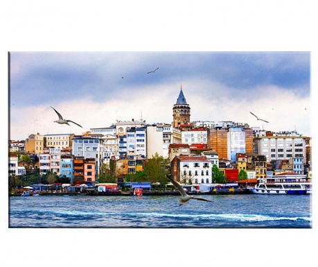 City Kép 100x140 cm