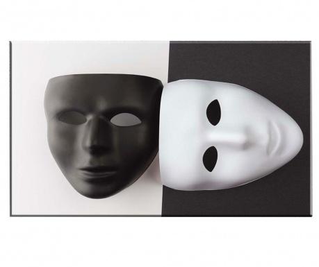 Tablou Mask 100x140 cm