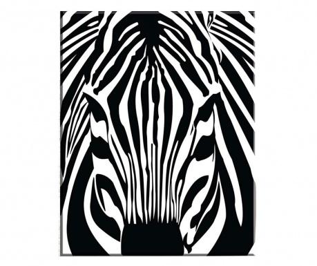 Obraz Zebra 100x140 cm