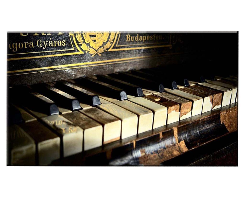 Slika Piano 100x140 cm